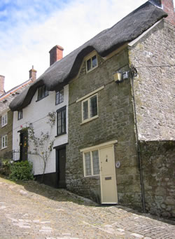 Thatch Cottage Shaftesbury.